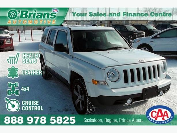 2017 Jeep Patriot High Altitude w/4x4