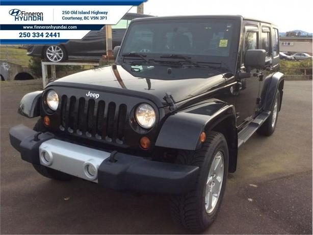 2012 Jeep Wrangler Unlimited Sahara  Trailer Hitch and Wiring