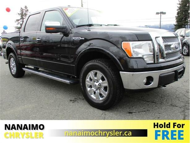 2010 Ford F-150 Lariat No Accidents Heated Seats