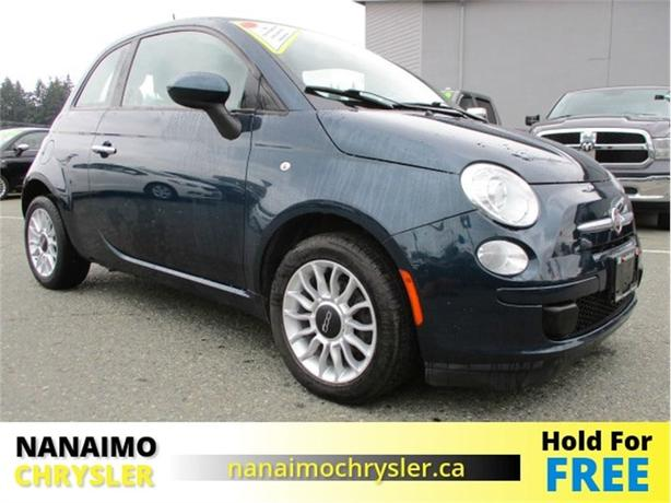 2013 FIAT 500 Pop One Owner No Accidents Outside Victoria