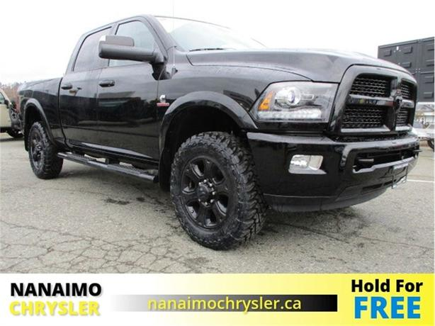 2014 Ram 3500 Laramie One Owner Navigation