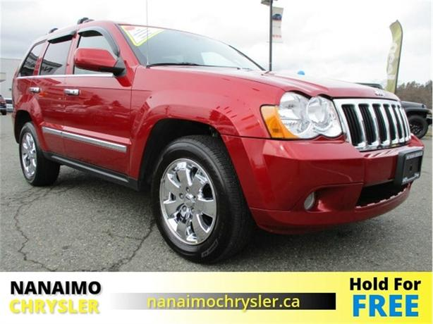 2010 Jeep Grand Cherokee Limited No Accidents Low Kilometers