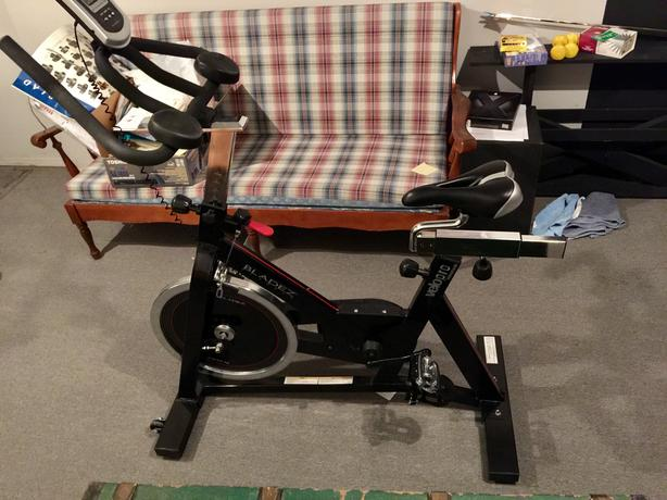 VELPRO  BLADEZ Spin bike