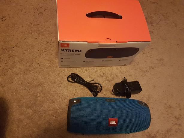 JBL Xtreme Portable Wireless Bluetooth Speaker (Like New + Warranty)
