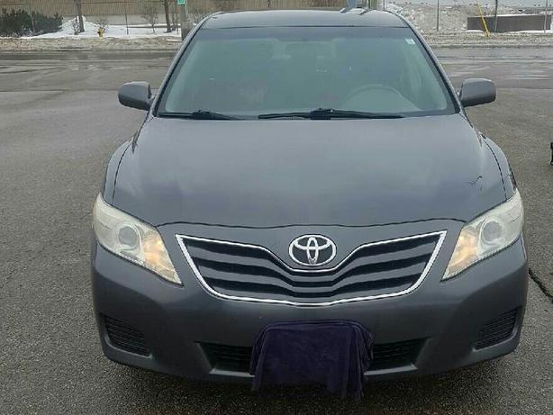 2011 Toyota Camry - comes safety