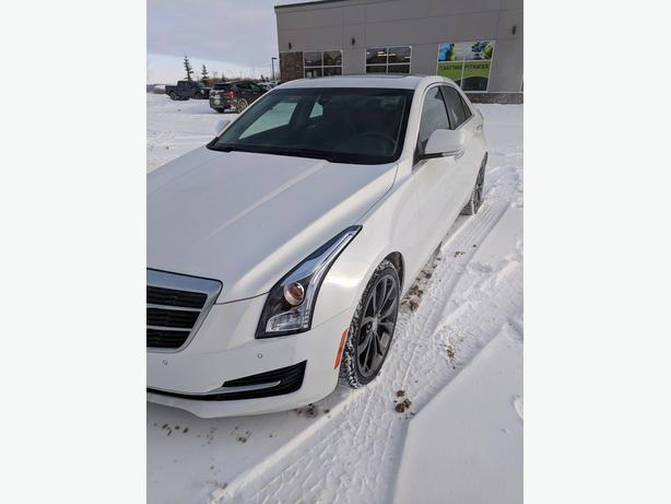 2015 Cadillac ATS AWD Luxury Package, 56,000 kms