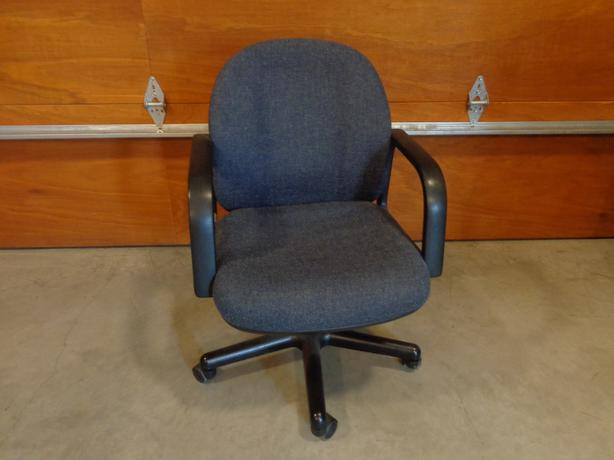 Office style desk chair.