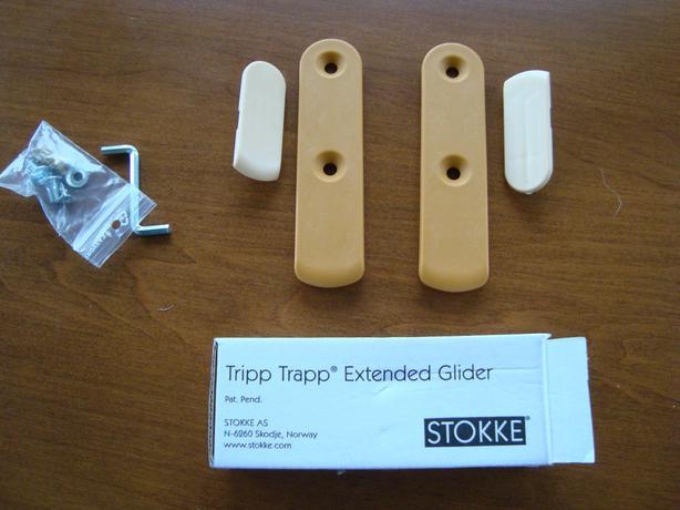Stokke high chair slider extenders