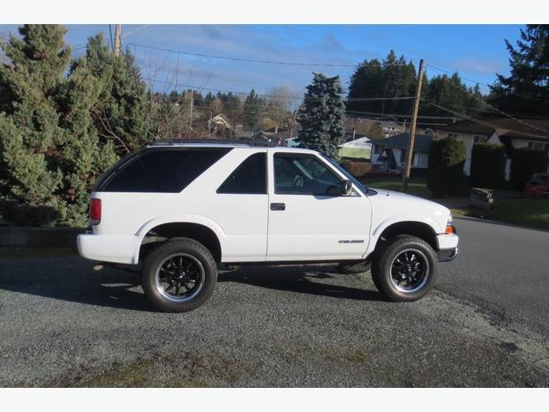 2005 Chevy Blazer 4x4 South Nanaimo Nanaimo