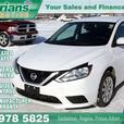 2017 Nissan Sentra SV w/Mfg Warranty