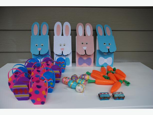 Easter Gifts & Decorations For Sale - Sunday April 1 2018