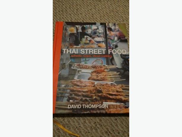 Large thai street food recipe book north saanich sidney victoria large thai street food recipe book forumfinder Choice Image