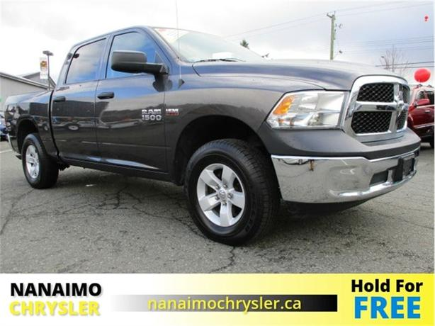2014 Ram 1500 ST No Accidents BlueTooth
