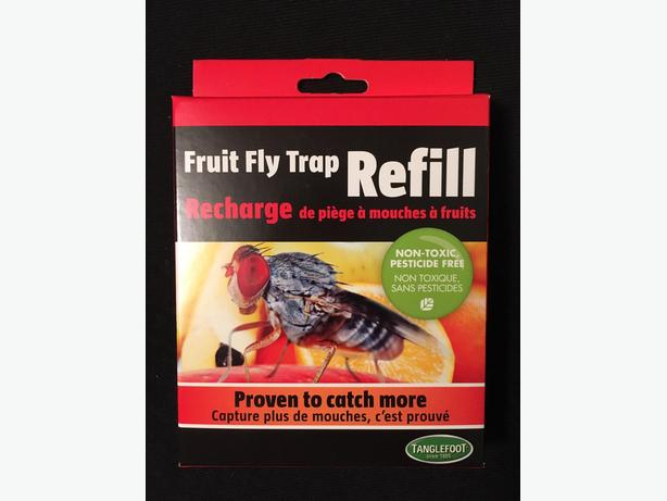 Brand New Fruit Fly Trap Refills