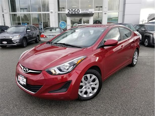 2016 Hyundai Elantra GL WITH HEATED SEATS & BLUETOOTH