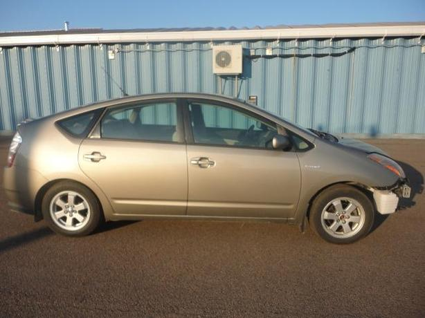 2007 TOYOTA PRIUS HYBRID, 4900 REPAIRED WITH WARRANTY