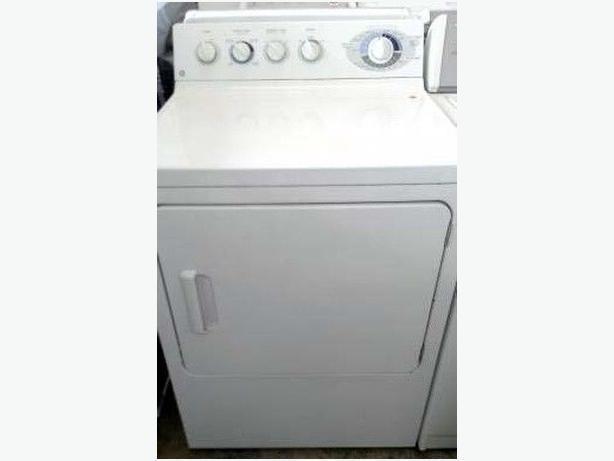GE Gas Dryer