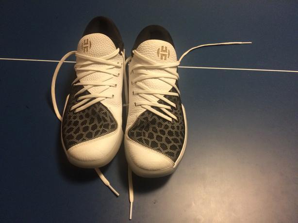 Adidas Harden BTE Size 10