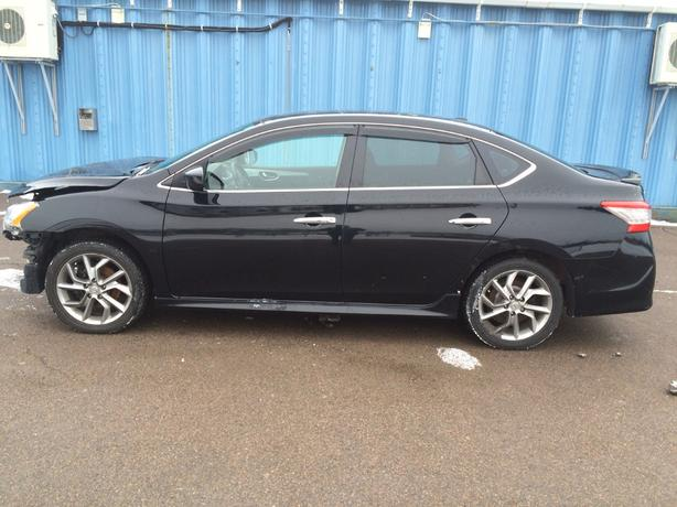 2013 NISSAN SENTRA  SR / 6900 REPAIRED WITH WARRANTY