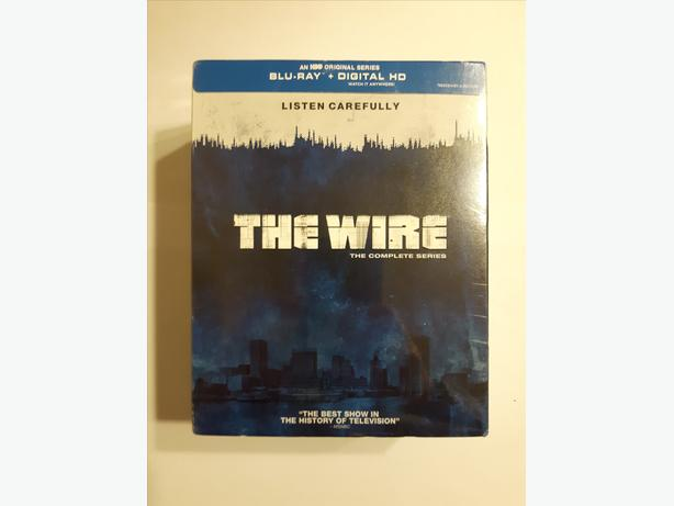 The Wire: The Complete Series on Blu-ray - Brand New