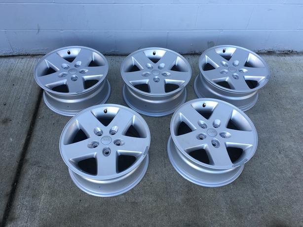 Brand New Jeep Wrangler OEM Rims *Never Used*