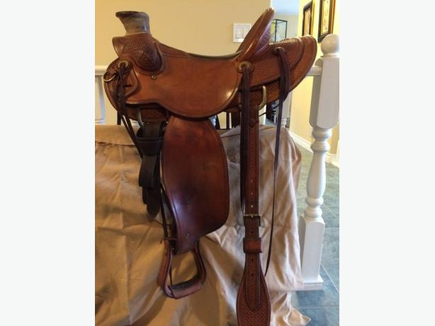 Andy Knight Saddle