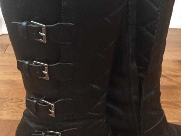 Ralph Lauren women's boots 8.5 US