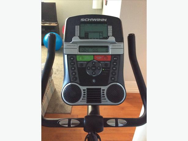 Schwinn 1.0 Journey stationary bike