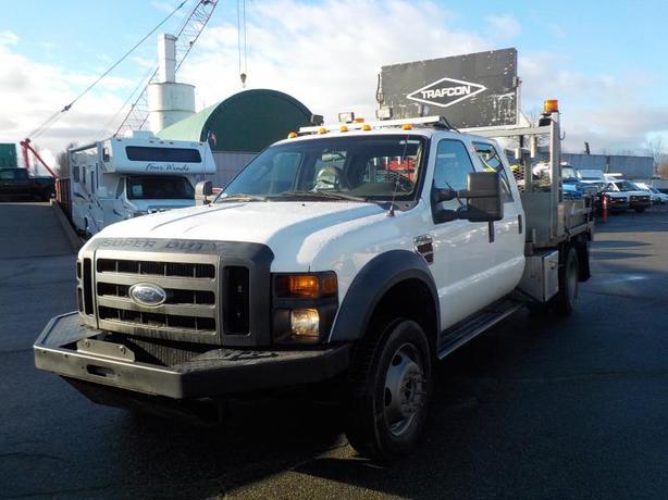 2008 Ford F-450 SD Crew Cab 2WD Diesel Dually Dump