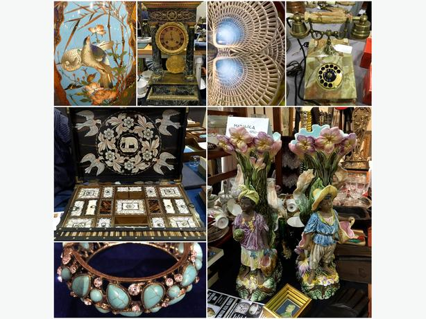 RETRO DESIGN & ANTIQUES FAIR - Sunday Only - JUNE 10 - 10am-3pm