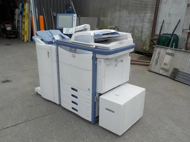 Toshiba Estudio 6550C Multifunctional Digital Colour Printer & Finisher