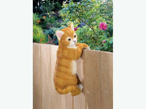 Climbing Statue Figurines Cat Squirrel Bunny 3 Lot Choice Mix&Match