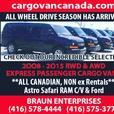 *19 PASSENGER BUS  8, 12 & 15* 2O1O- 04 *AWD & RWD* Express / Savana & CARGO
