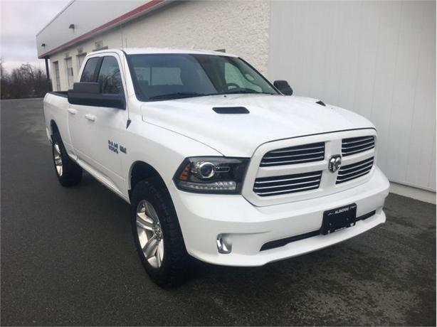 2014 Ram 1500 Sport  Navigation - Tow Package - AC
