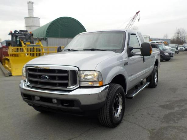 2004 Ford F-250 SD Supercab 4WD Turbo Diesel Lariat