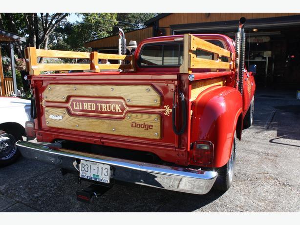 WANTED: 1970-80 Dodge Stepside short box