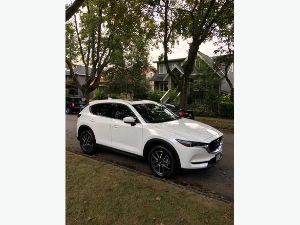 Brand New 2018 Mazda CX-5