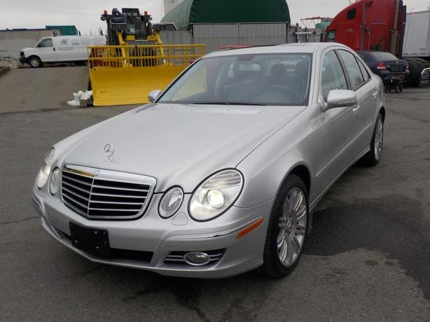 2007 Mercedes-Benz E-Class E550 Sedan V8