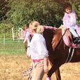 PONY RIDES!!! GET YOUR LITTLE ONES STARTED TODAY!!!