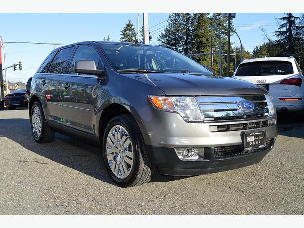 Ford Edge Dr Limited Awd Local Zero Accidents