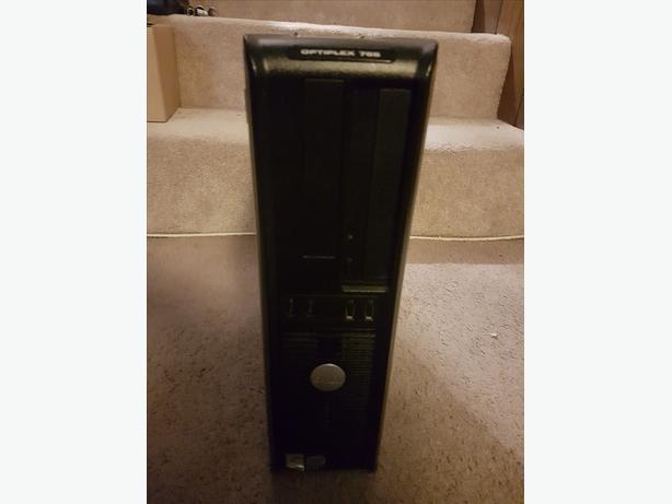 Dell Optiplex 755 Desktop Computer w/Intel Core 2 Duo CPU E6500 @ 2.33GHz