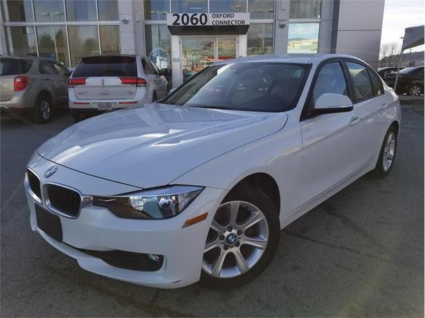 2014 BMW 320i XDRIVE AUTOMATIC WITH LEATHER