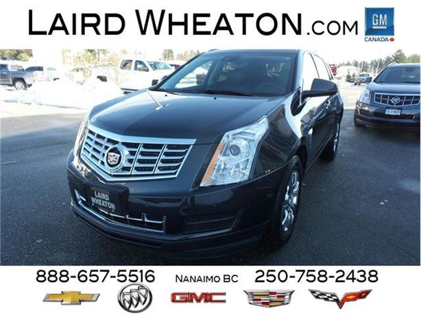 2015 Cadillac SRX Luxury AWD, Locally Driven