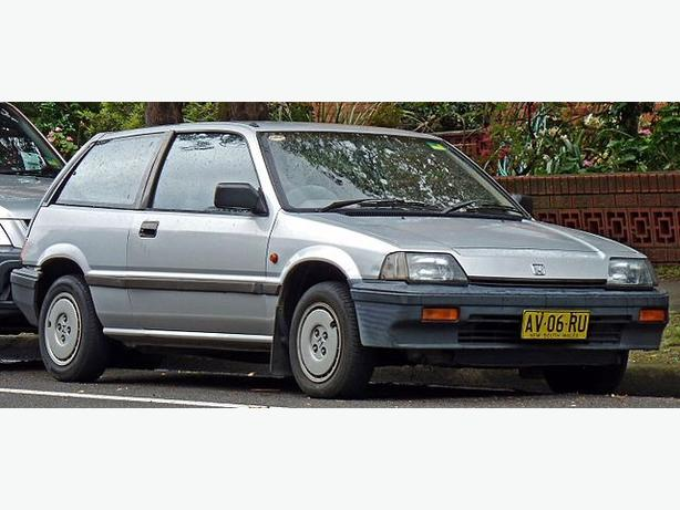 Wanted Wanted 1984 1987 Honda Civic Hatchback Victoria City Victoria