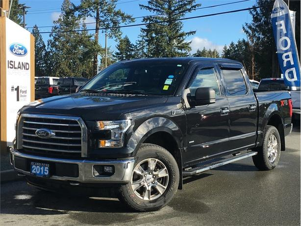 2015 Ford F-150 XLT, Heated Mirrors, Backup Camera , Tailgate Step