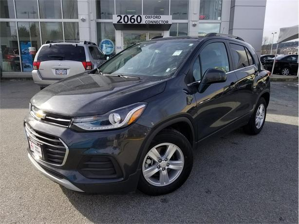 2017 Chevrolet Trax LT FWD AUTOMATIC WITH A/C & BLUETOOTH