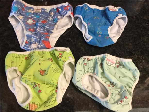 Swimmers/diapers for pools