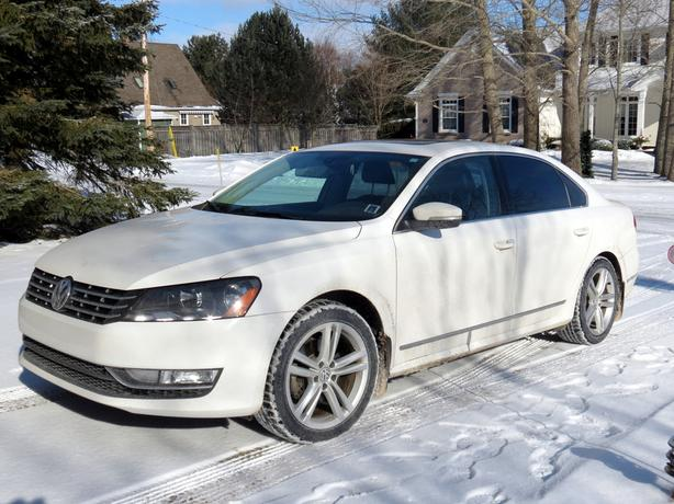 Low Mileage 2015 VW Passat Highline