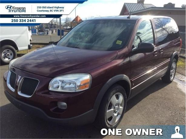 2008 Pontiac Montana Very clean van