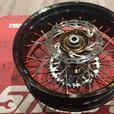 "KTM Supermoto Wheels - Excel/RAD 17x3 5"""